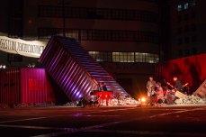 POCASANGRE en Teatro Container V